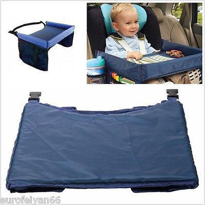 Portable blue auto interior seat baby #safety #snack play tray drawing #board des,  View more on the LINK: 	http://www.zeppy.io/product/gb/2/152289495798/