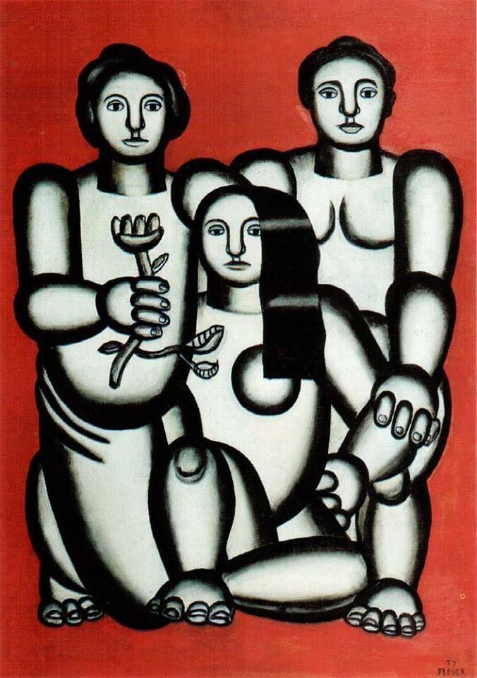 Fernand Leger   Искусство, Современное искусство, Выставки