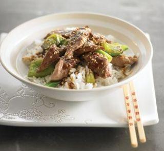 Mongolian lamb | Healthy Food Guide