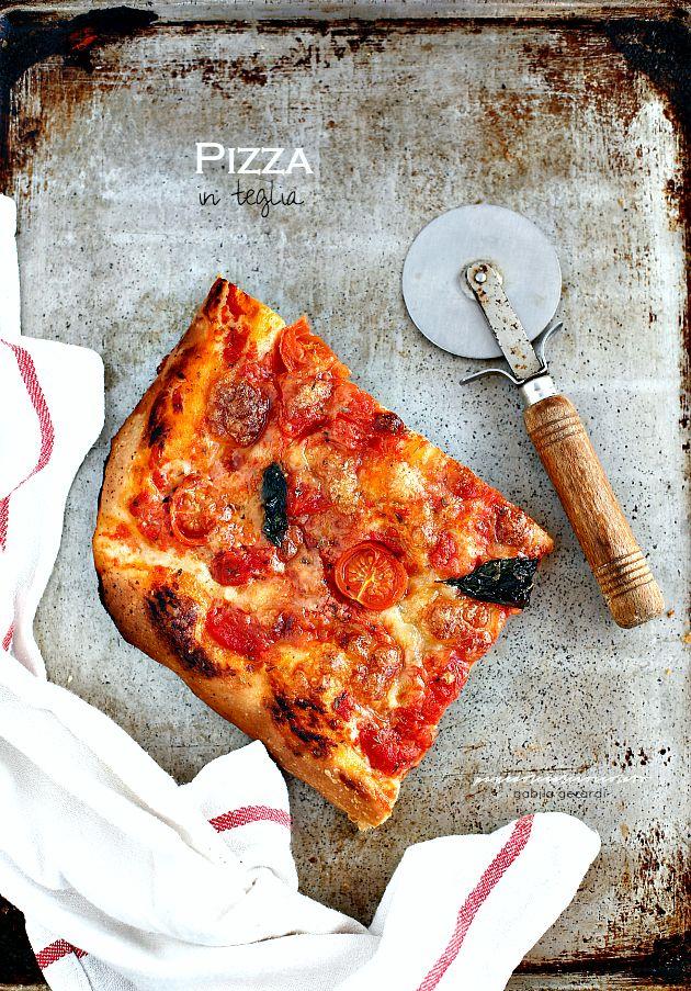 Impasto per Pizza in teglia con idratazione al 70% | PANEDOLCEALCIOCCOLATO