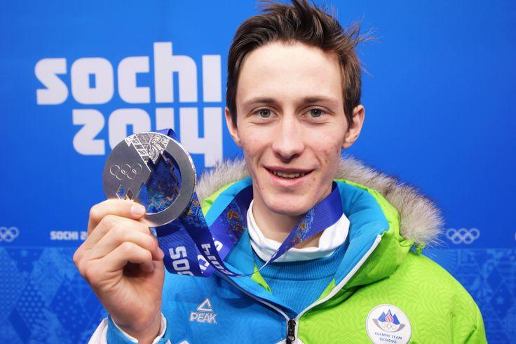 Peter Prevc, Ski jumping, silver medal :) (photo: Aleš Fevžer)