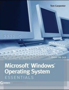 Microsoft Windows Operating System Essentials 1st Edition free download by Tom Carpenter ISBN: 9781118195529 with BooksBob. Fast and free eBooks download.  The post Microsoft Windows Operating System Essentials 1st Edition Free Download appeared first on Booksbob.com.