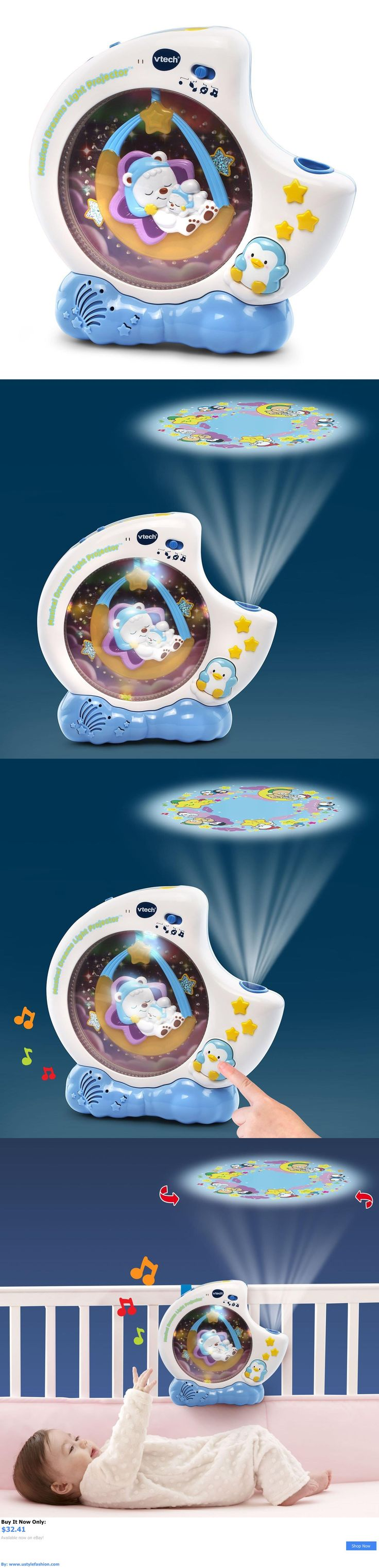 Crib Toys: Vtech Musical Dreams Light Projector BUY IT NOW ONLY: $32.41 #ustylefashionCribToys OR #ustylefashion