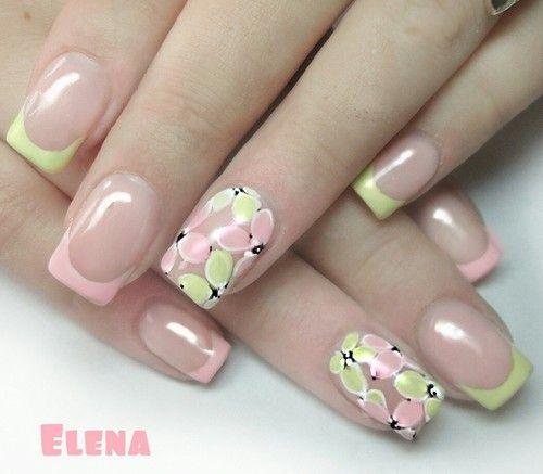 Imagen de nail art