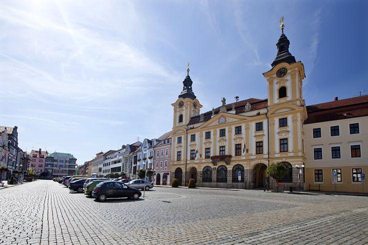 Písek Town Hall