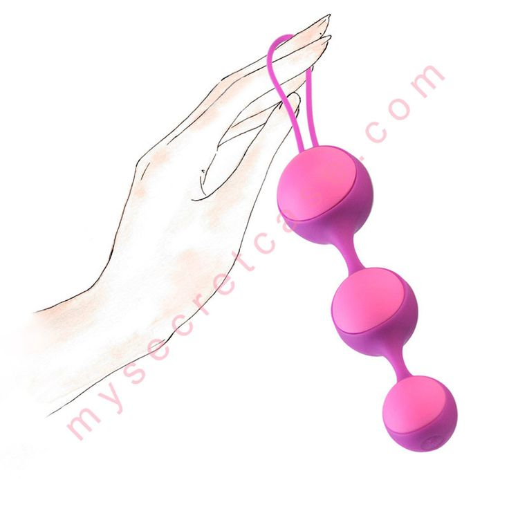 Stella III Kegel Ball Set sono Geisha Balls di Key by Jopen