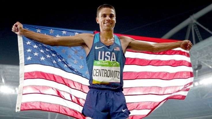 2016 Rio Olympics -- Matthew Centrowitz first American to win gold in men's 1,500m since 1908