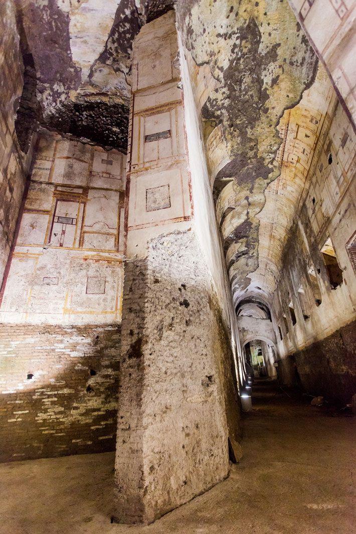 Les 21 Meilleures Images Du Tableau Rome Nero Domus Aurea
