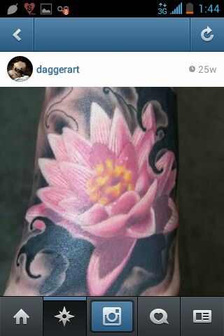 Lotus tattoo, japanese tattoos, tattoo ideas, tattoos for girls, flower tattoos, tattoos for men