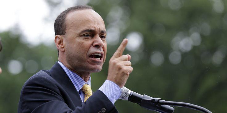Luis Gutierrez: Republicans Spreading 'Outright Lies'