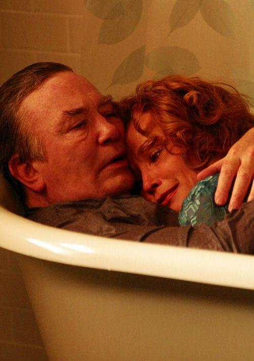 Albert Finney & Jessica Lange in Big Fish