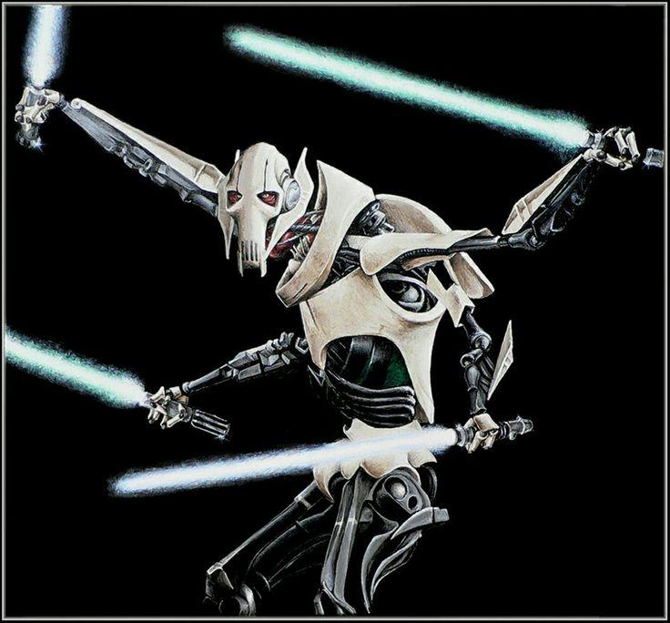 General Grievous Wallpaper: 52 Best Star Wars (General Grievous) Images On Pinterest