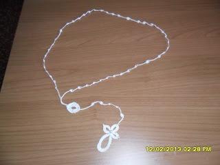rosario all'uncinetto
