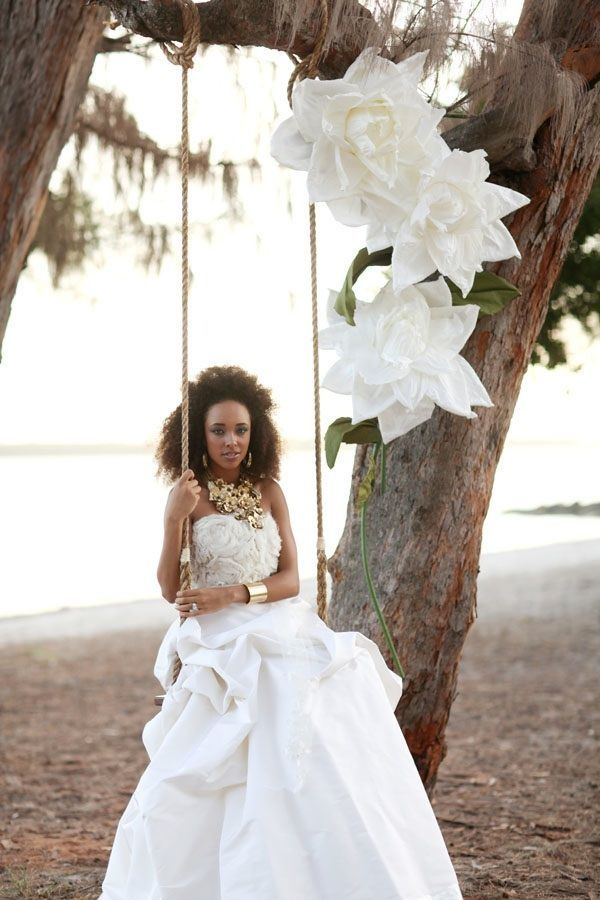 Natural Hair #bridal