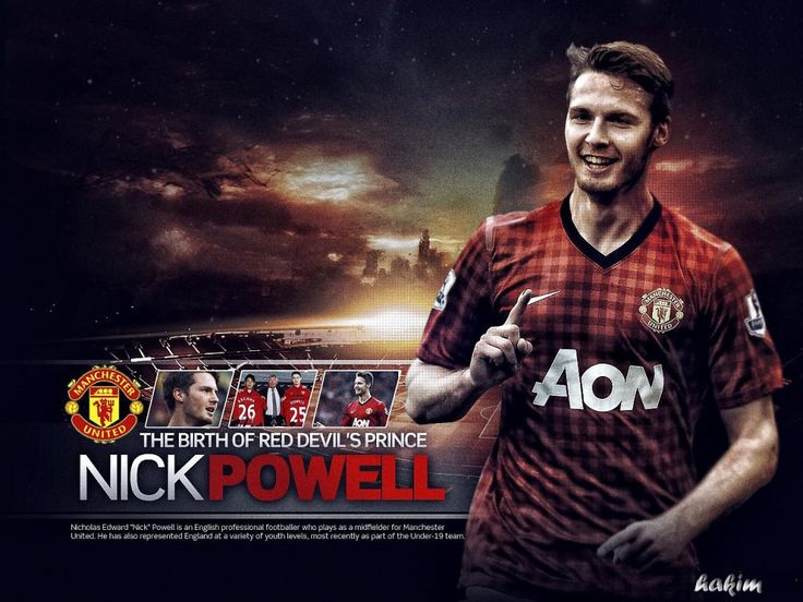Nick Powell Manchester United 2012-2013 HD Best Wallpapers