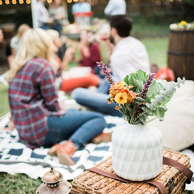 17 Fall Party Theme Ideas to Help You Host Up Until the Holidays | Brit + Co