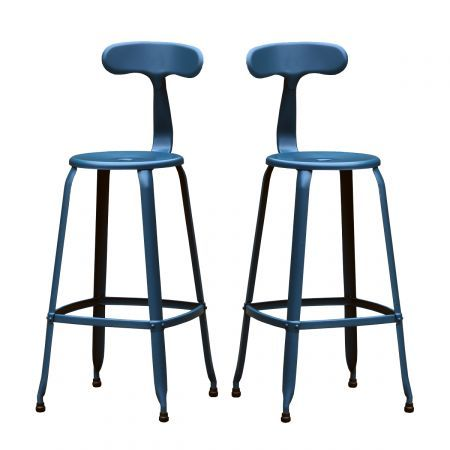 Best 10 tabouret de bar vintage ideas on pinterest - Chaise bar metal ...