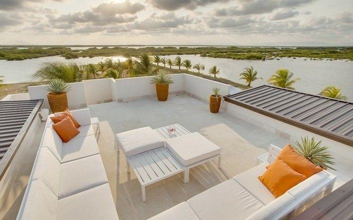 50 coole Ideen für Rooftop Terrassengestaltung   Dach   Terrasse ...