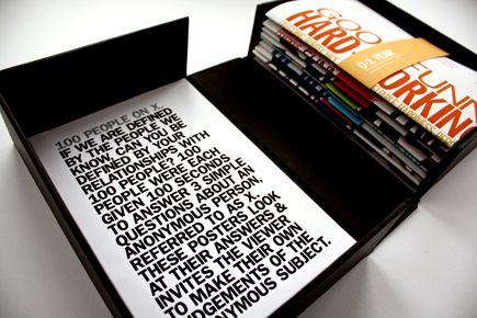 ISTD 2010 on Typography Served