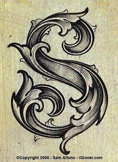 decorative calligraphy illuminated letters best stuff