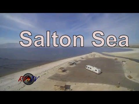 Salton Sea South Shore... Varner Harbor....California... RVerTV - YouTube