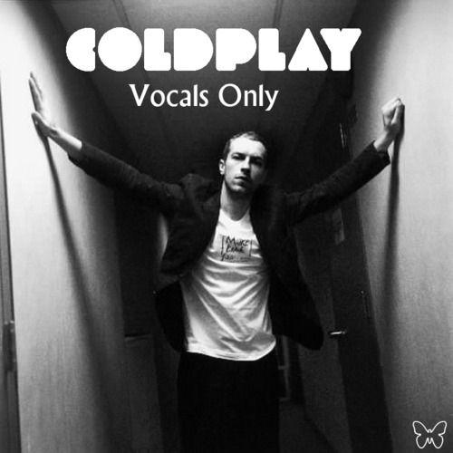 Coldplay - Fix You (вокал только)