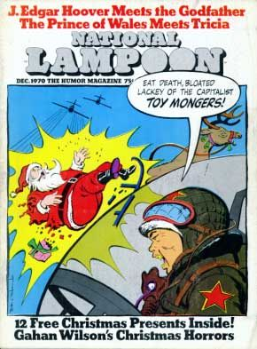 National Lampoon Magazine  # 9 - December 1970 pdf Back Issues Collection  Archives Download DVD Ebay Amazon