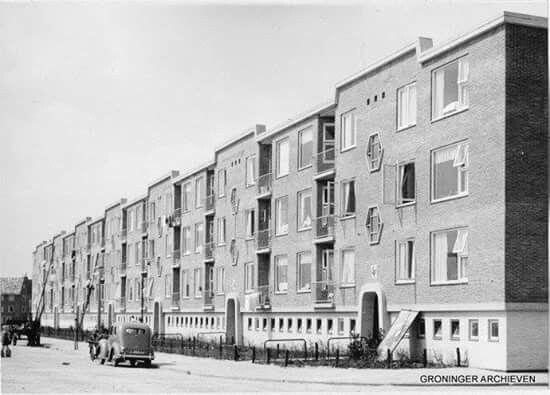 Korreweg Groningen 1954