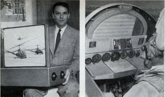 Как заявил изобретатель Уильям Росс Айкен в интервью в 1996 году, телевизоры с плоским экраном могли пойти в массовое производство еще в 60-е годы. 50 лет назад все подобные предложения игнорировались.