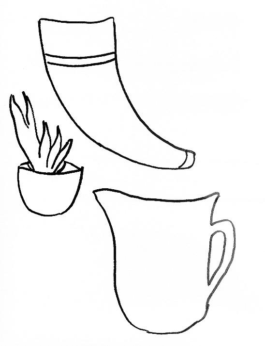Images Of Trumpets In Gideon Coloring Pages