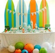 kid's surf party - Bing Images
