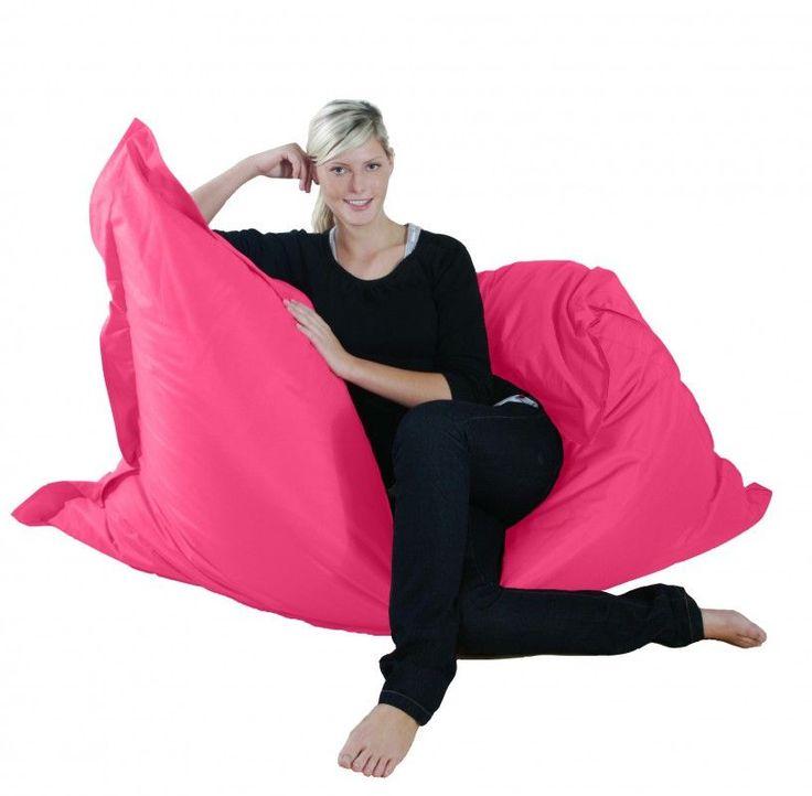 Kinzler Outdoorfähiger Riesensitzsack ca. 140 x 180 cm, Farbe pink Jetzt bestellen unter: https://moebel.ladendirekt.de/garten/gartenmoebel/outdoor-sitzsaecke/?uid=8af43ccd-de4d-5729-9d50-f2983d4b1a51&utm_source=pinterest&utm_medium=pin&utm_campaign=boards #möbel #einrichtung #polstermöbel #garten #wohnzimmer #gartenmoebel #outdoorsitzsaecke