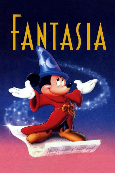Disney Movies Posters| Fantasia