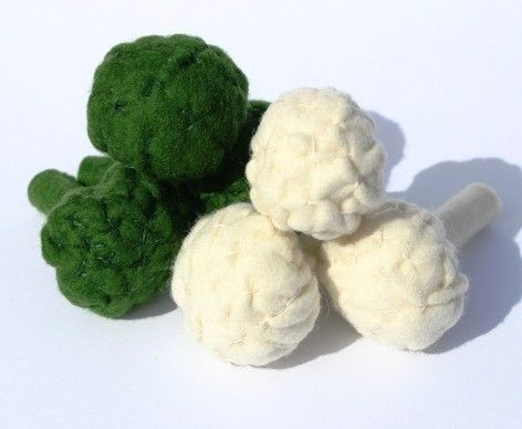 Amazing broccoli/cauliflower!