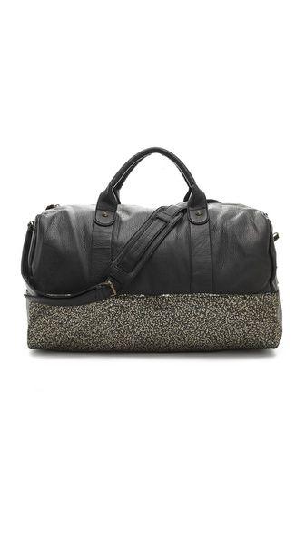 Deux Lux Berlin Weekender Bag via @Shopbop...a weekender that sparkles...YES please!