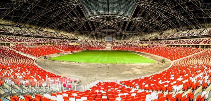 Singapore National Stadium by Phaultography  on 500px
