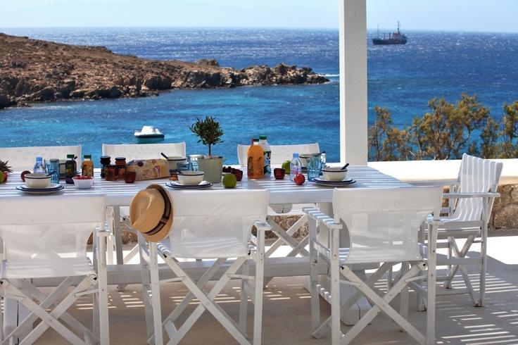 Casa del Mar, Mykonos, Greece