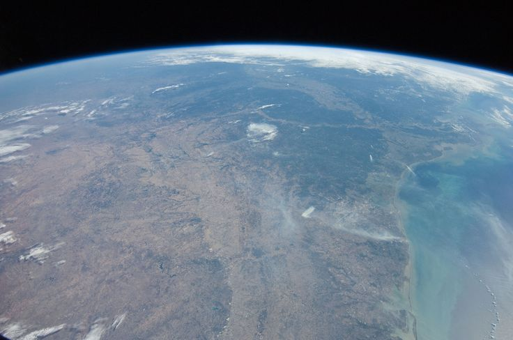 Texas and the Gulf of Mexico (NASA, International Space Station, 09/08/11) | by NASA's Marshall Space Flight Center