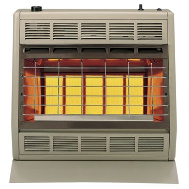 quiet one kickspace heater manual