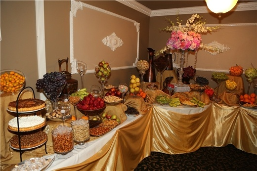 Persian catering los angeles wedding