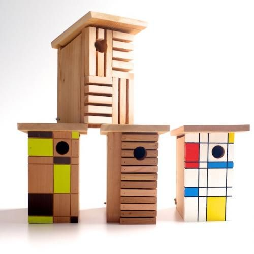 Churp - Modern Bird House