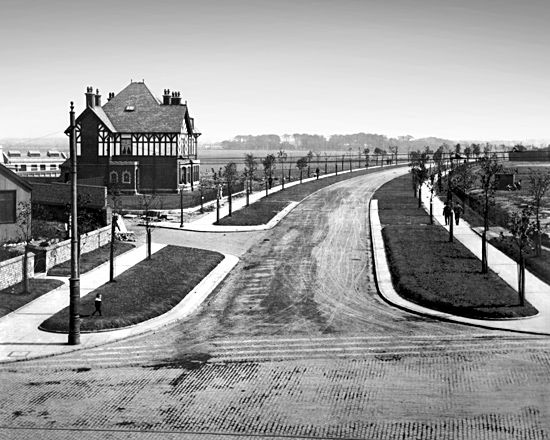 Queens Drive, Liverpool, 1906