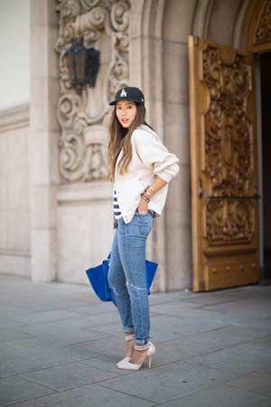 真似したい♡可愛くアクティブなキャップのコーデ☆スタイル・ファッションの参考に♪