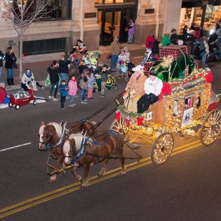 tulsa christmas parade arts entertainment mark your calendar for the yearly parade and