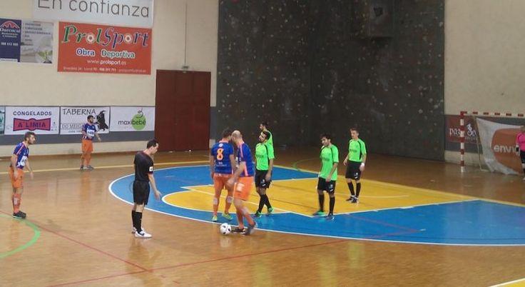 Sala Ourense 3-2 A Pontenova | Victoria in extremis de los ourensanos