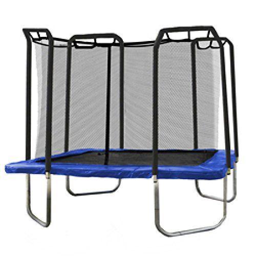Skywalker Square Trampoline Safety Pad (Spring Cover) for 13ft x 13ft Trampoline - Blue - http://www.exercisejoy.com/skywalker-square-trampoline-safety-pad-spring-cover-for-13ft-x-13ft-trampoline-blue/fitness/