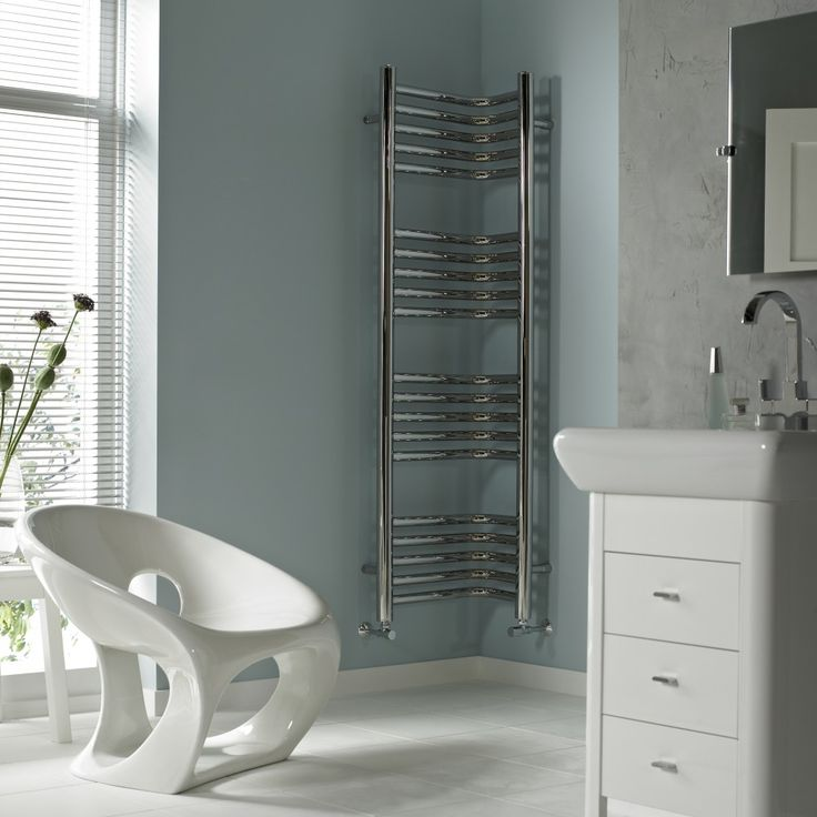 corner towel warmer