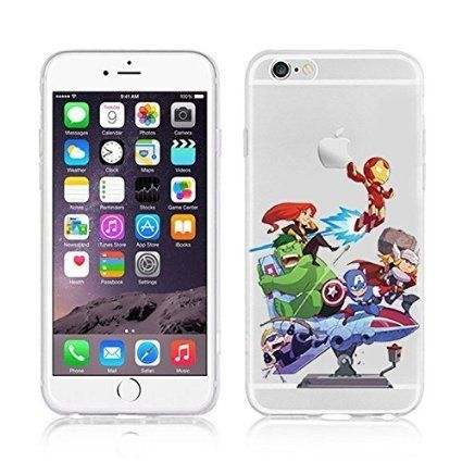 coque marvel iphone 6