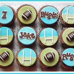 Cupcakes: Rugby