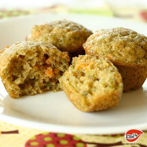 Fruit & Veggie muffins. A healthy way to keep both kids and parents happy. They're good for parents too! http://www.superhealthykids.com/power-packed-fruit-and-veggie-muffin-for-picky-eaters/